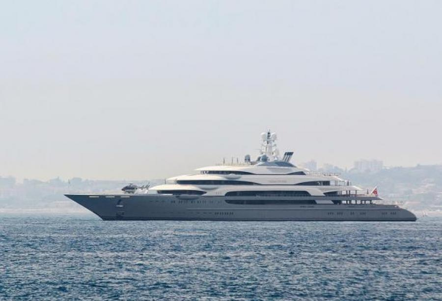 Why Fincantieri Is Being Sued For 20 9 Million Over Serene Yacht
