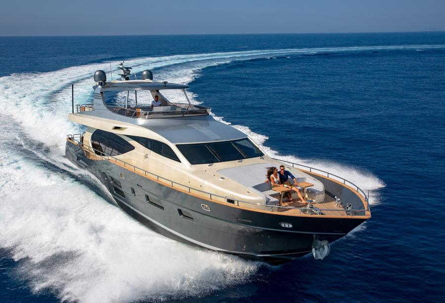 New 27-meter Canados 888 Evo sold