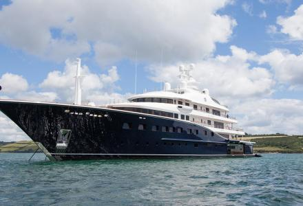 Aquila completes year-long refit