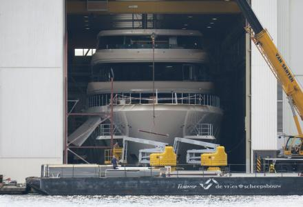 92m Project Touchdown readies for launch