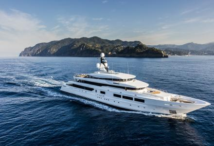 Tankoa Yachts will display 69m Suerte at FLIBS