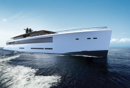 Feadship and Sinot Yacht Design introduce 80m Zen