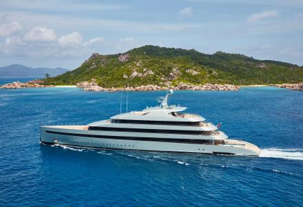 Take a closer look at the Motor Yacht of the Year