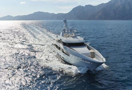 Take a closer look at 44.2m Feadship Moon Sand