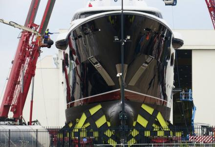 Oceanco launches 88.5m project Y715