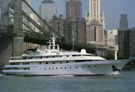 Serial yacht owners: Trump princess