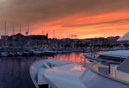 How to charter a yacht for Cannes Lions