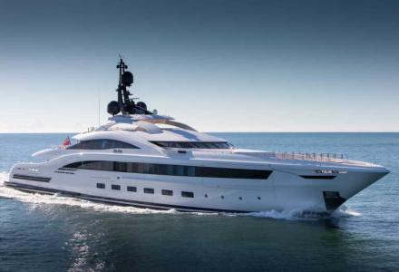CRN 73m Yalla nominated for best exterior design