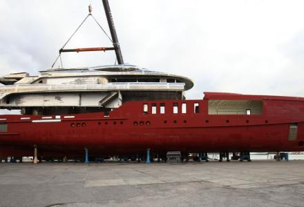 Benetti has 63m Project Balance under construction