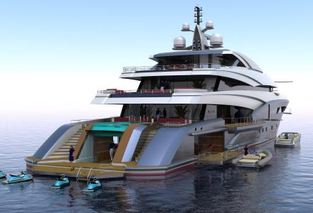 72m concept Aquila introduced