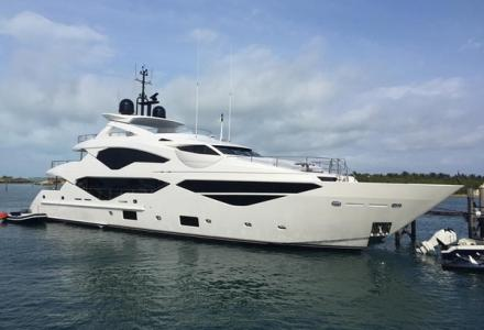 40m Sunseeker yacht Take 5 delivered to American customer