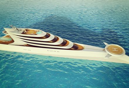 Top 10 superyacht concepts of the year