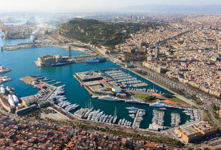160m berth sold in Barcelona