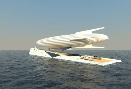 George Lucian introduces 140m concept Dare to Dream