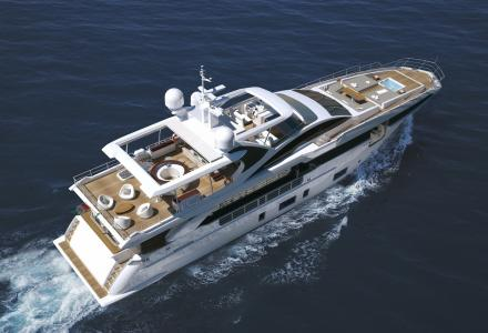Azimut Yachts sells the 5th unit of the Grande 35 Metri