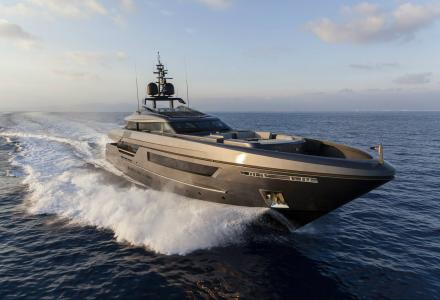 Baglietto 46m Fast sold and named Lucky Me