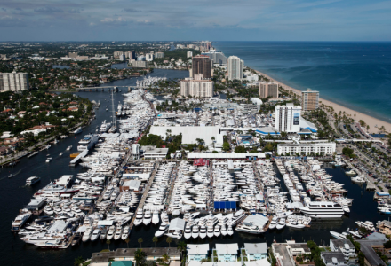Informa acquires 5 major US yacht shows for $133 million