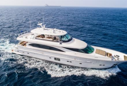 Horizon Yachts delivers E98 yacht Do It Now