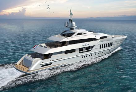 Heesen Project Alida sold