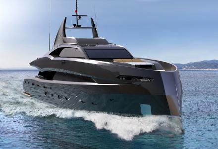 Icon Yachts unveils Project Gotham interiors
