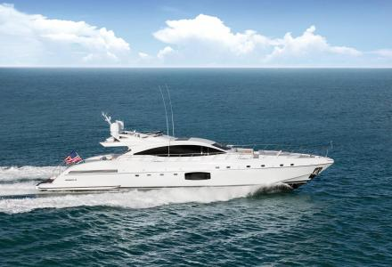 Mangusta 94 unit number 5 sold
