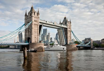 Damen Game Changer debuts in London