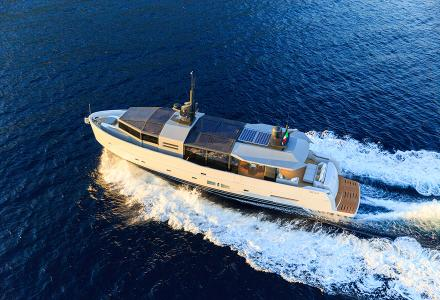 Arcadia 12th A85 yacht sold to British client