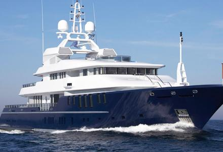 Superyacht painter GYG valued at over £55 million after IPO