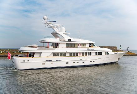 Four major refits completed at Feadship