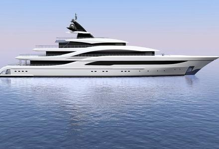 Take a look at 77m Project NB 63 by Turquoise Yachts
