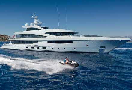 Amels 188 superyacht sold