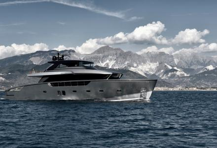 Sanlorenzo shares more details on SX88 yacht