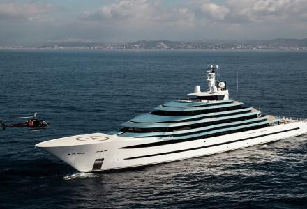 The 11 largest yachts at the Monaco Yacht Show 2017