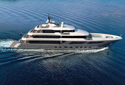 Gulf Craft starts building a new 53m flagship