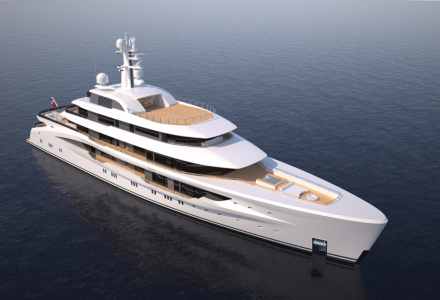 Amels to build a new 78-metre full custom yacht