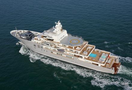 Graeme Hart's 107m Ulysses has been sold