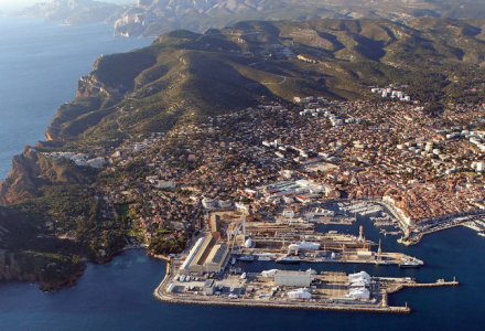 La Ciotat refit hub seeks a €100 million expansion by 2022