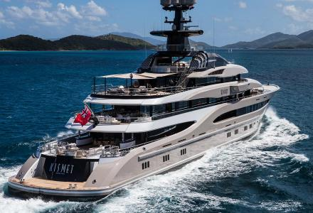 Money Makers: 5 yachts that generated the most revenue in 2017