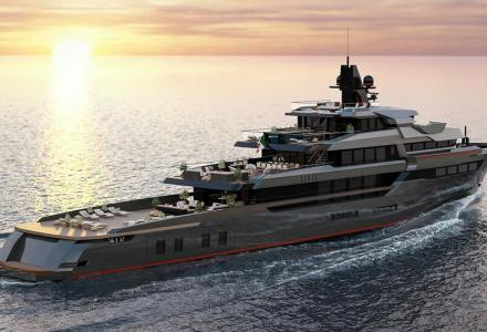 67m explorer concept introduced by VSY