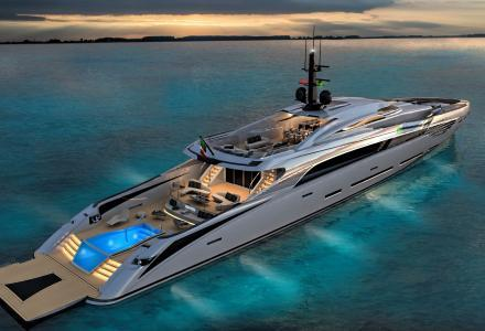 Trendy design projects at the 2017 FLIBS
