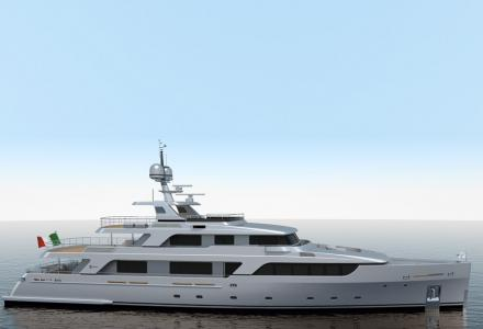 Codecasa Hull C122 is ready to launch