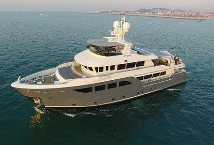 Have a look at Storm by Cantiere delle Marche