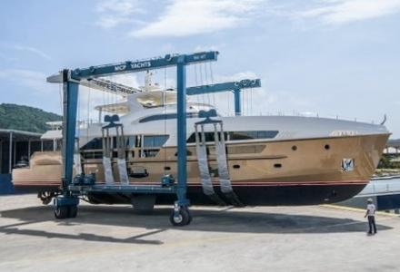 MCP Yachts introduce superyacht Paradiso