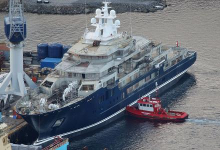 Kleven to build 100m explorer with Lurssen