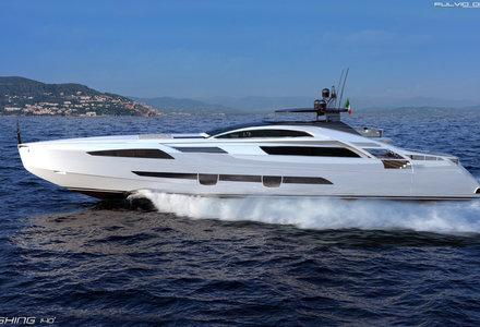Pershing unveils their new flagship Pershing 140
