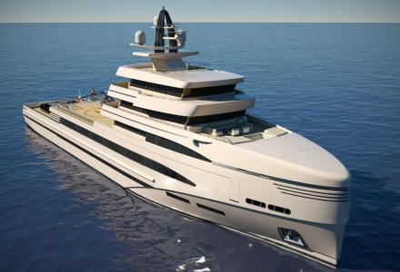 Rosetti teams up with Rolls-Royce on 85-meter explorer