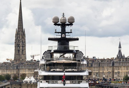 Yacht and the City: top 5 photos of the week