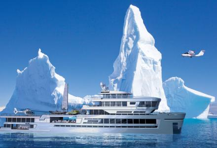 Gill Schmid Design introduces 75m explorer Mystique