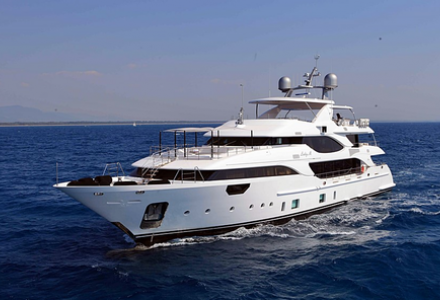 Closer look at Lady M by Benetti