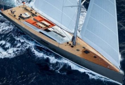 Baltic presents 115 sailing yacht Nikata